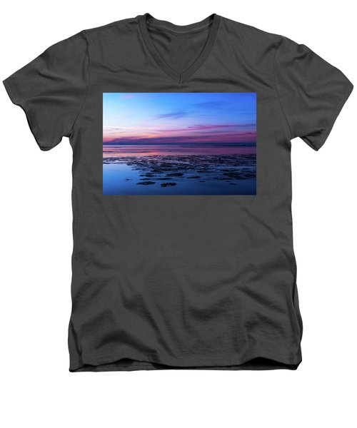 Men's V-Neck T-Shirt featuring the photograph Just Let Me Breathe by Thierry Bouriat