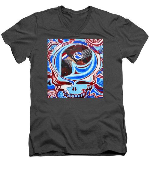 Steal Your Phils Men's V-Neck T-Shirt by Kevin J Cooper Artwork