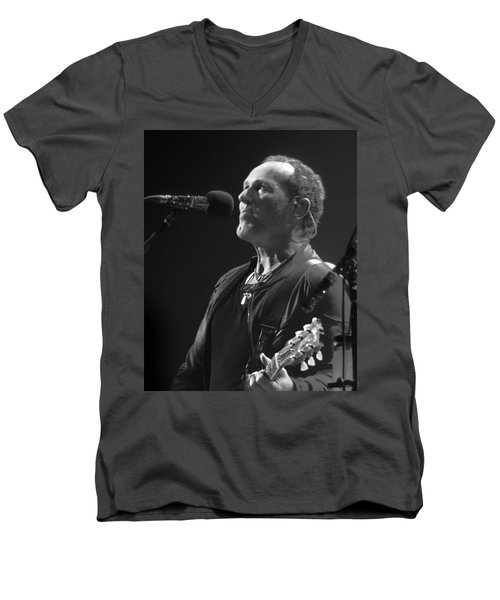 Vivian Campbell Mtl 2015 Men's V-Neck T-Shirt by Luisa Gatti