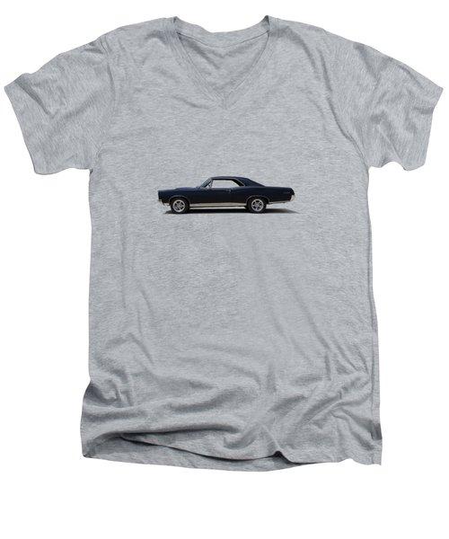 67 Gto Men's V-Neck T-Shirt by Douglas Pittman