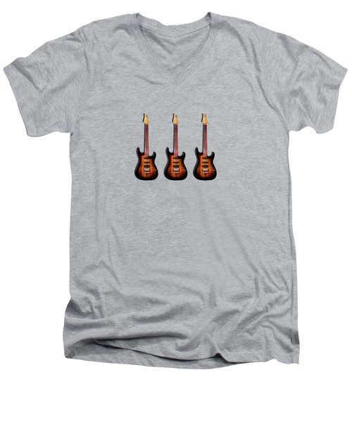 Suhr Classic Men's V-Neck T-Shirt by Mark Rogan