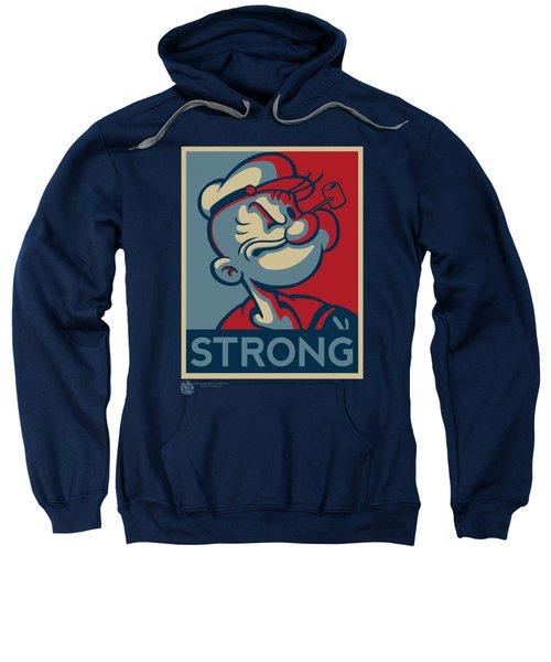 Popeye - Strong Sweatshirt by Brand A