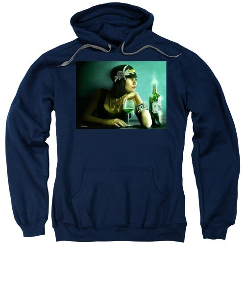 Absinthe Sweatshirt by Jason Longstreet