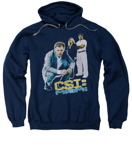 Csi:miami - In Perspective Sweatshirt by Brand A