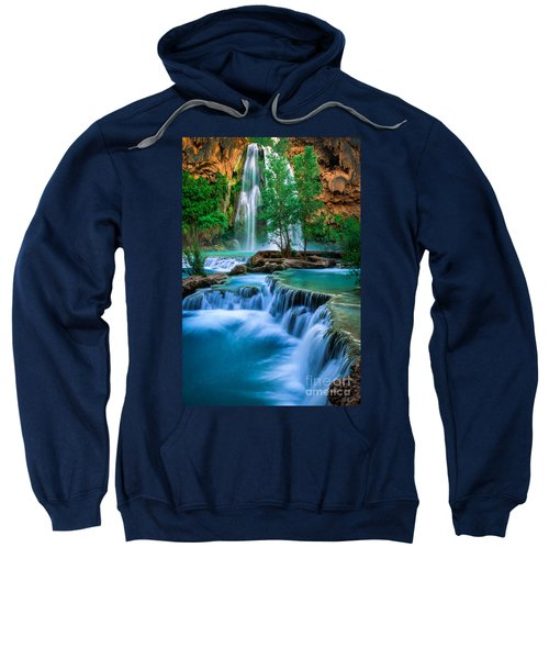 Havasu Paradise Sweatshirt by Inge Johnsson
