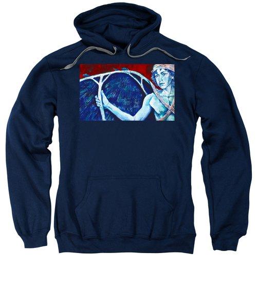 Icarus Sweatshirt by Derrick Higgins