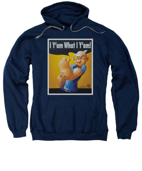 Popeye - I Can Do It Sweatshirt by Brand A