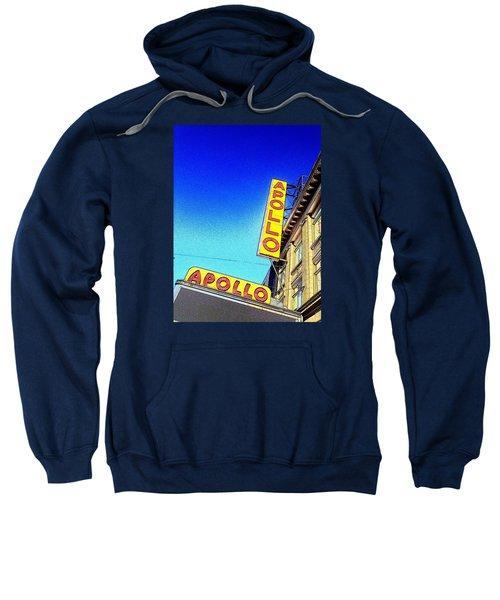 The Apollo Sweatshirt by Gilda Parente