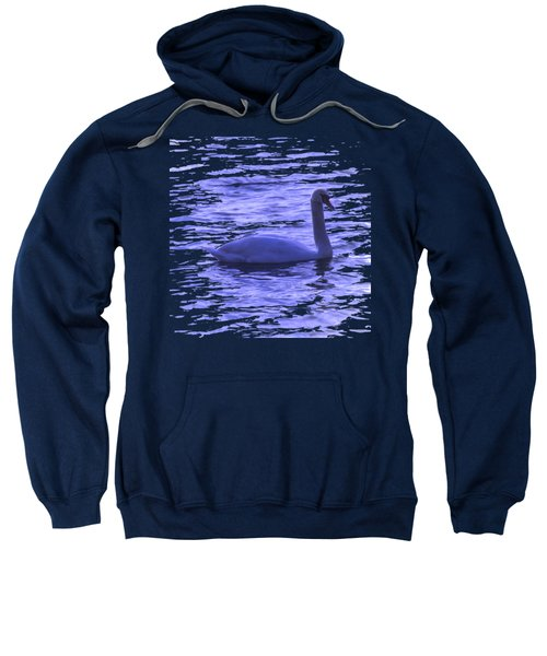 Swan Lake Sweatshirt by Vesna Martinjak