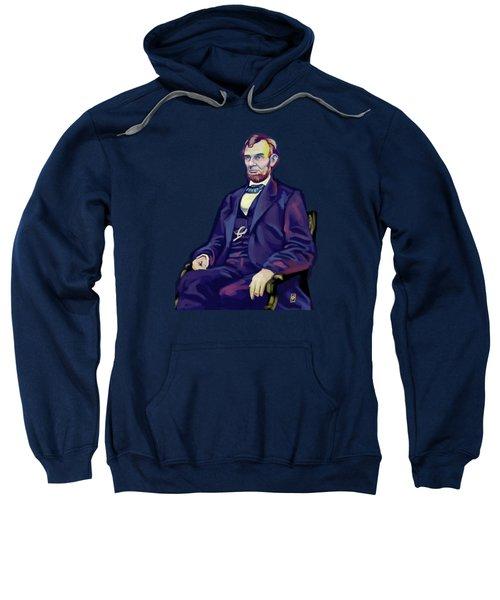 Abe Sweatshirt by Rob Snow