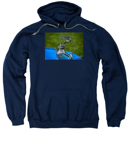 Amilcar Pegasus Emblem Sweatshirt by Adrian Evans