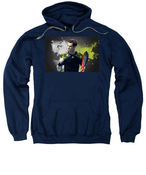Andy Murray Sweatshirt by Semih Yurdabak