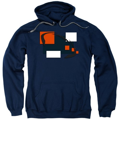 Bears Abstract Shirt Sweatshirt by Joe Hamilton