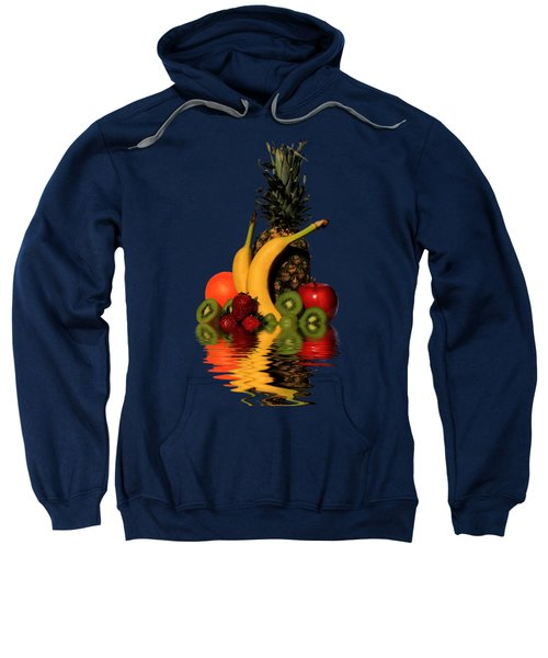 Fruity Reflections - Dark Sweatshirt by Shane Bechler