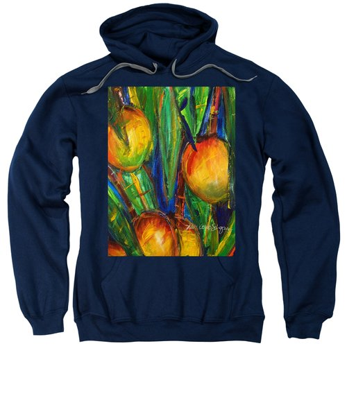 Mango Tree Sweatshirt by Julie Kerns Schaper - Printscapes