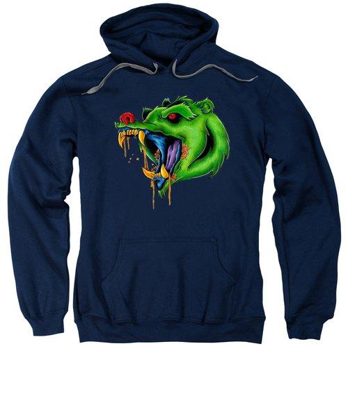 Not Yo Mama's Gummy Bear Sweatshirt by Vicki Von Doom