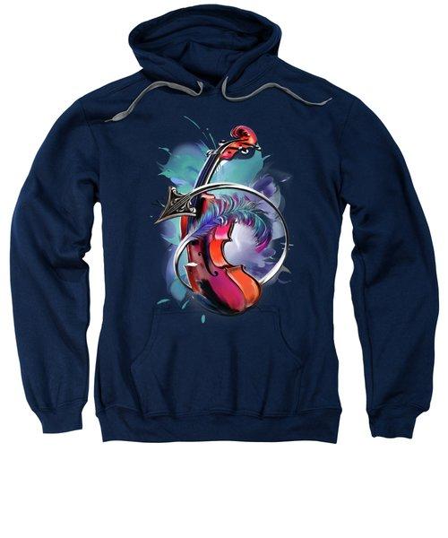 Sagittarius Sweatshirt by Melanie D