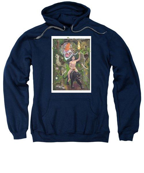 Savage Sweatshirt by J L Meadows