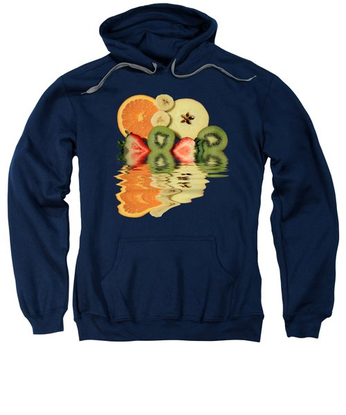Split Reflections Sweatshirt by Shane Bechler