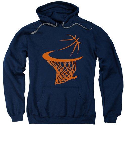 Suns Basketball Hoop Sweatshirt by Joe Hamilton