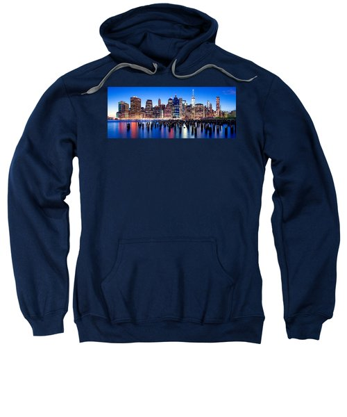 Magic Manhattan Sweatshirt by Az Jackson
