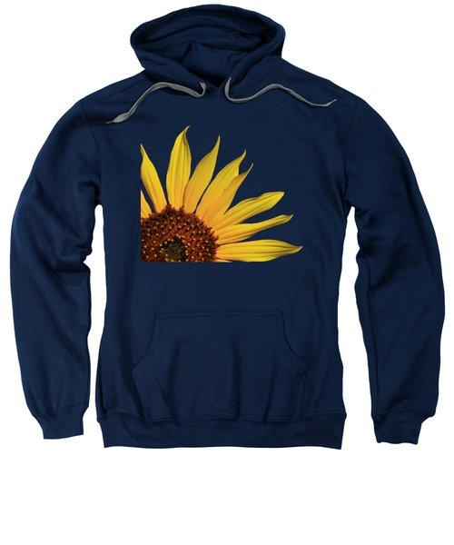 Wild Sunflower Sweatshirt by Shane Bechler