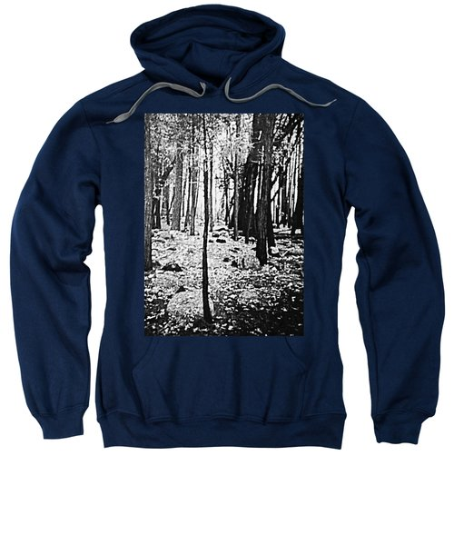 Yosemite National Park Sweatshirt by Debra Lynch
