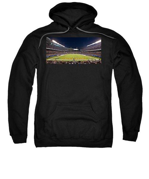 0587 Soldier Field Chicago Sweatshirt by Steve Sturgill
