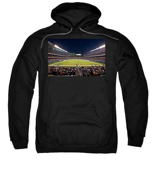 0588 Soldier Field Chicago Sweatshirt by Steve Sturgill