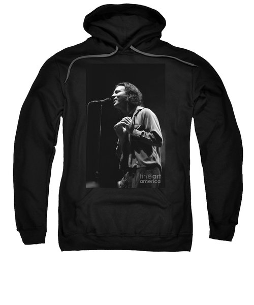 Pearl Jam Sweatshirt by Concert Photos