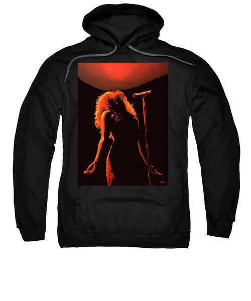 Shakira Sweatshirt by Paul Meijering