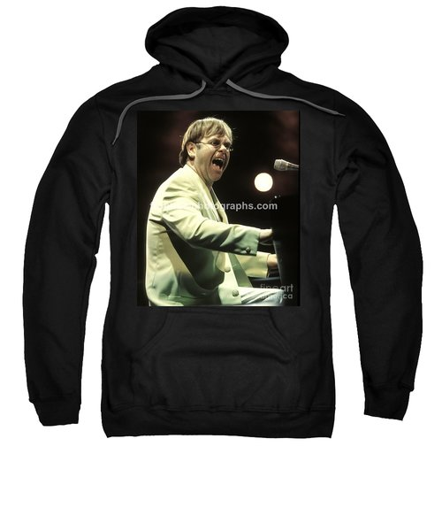 Elton John Sweatshirt by Concert Photos
