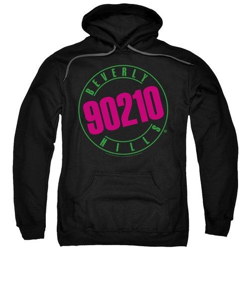 90210 - Neon Sweatshirt by Brand A