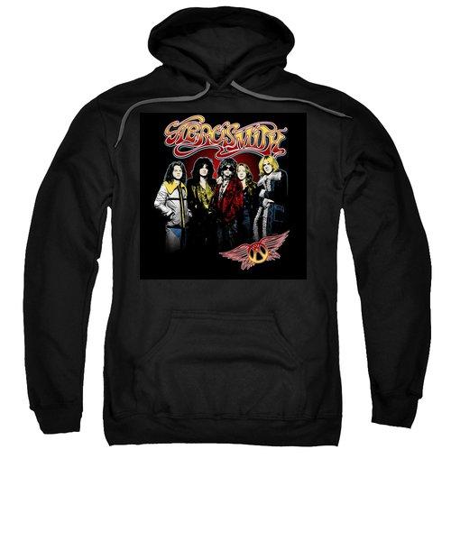 Aerosmith - 1970s Bad Boys Sweatshirt by Epic Rights