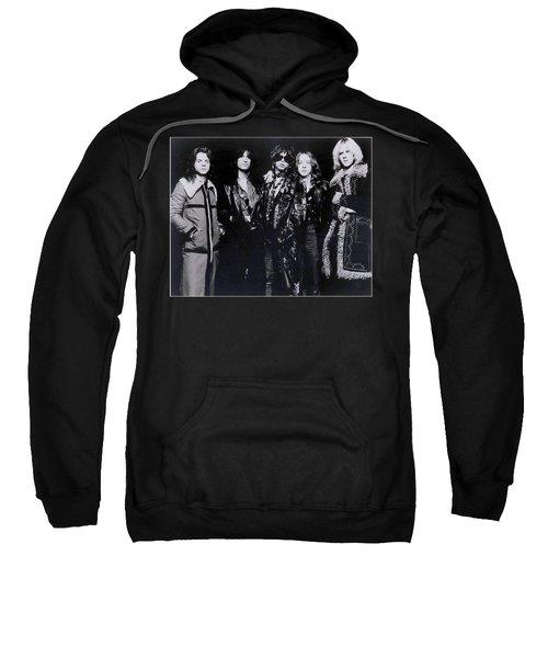 Aerosmith - America's Greatest Rock N Roll Band Sweatshirt by Epic Rights