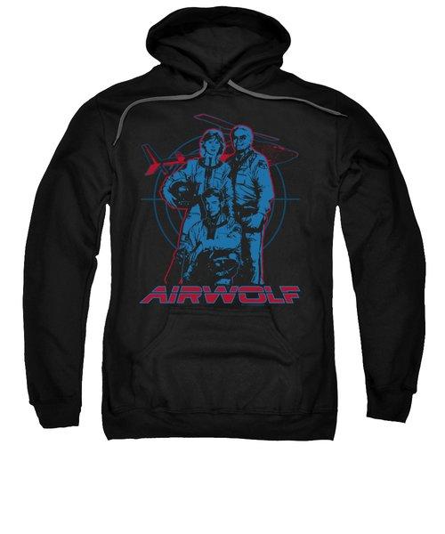 Airwolf - Graphic Sweatshirt by Brand A
