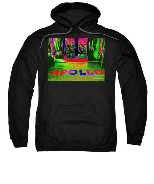 Apollo Pop Sweatshirt by Ed Weidman