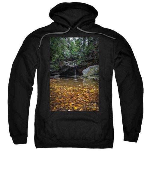 Autumn Falls Sweatshirt by James Dean