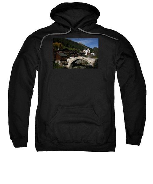 Sweatshirt featuring the photograph Binn by Travel Pics