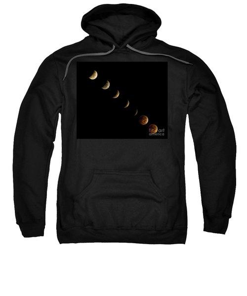 Blood Moon Sweatshirt by James Dean