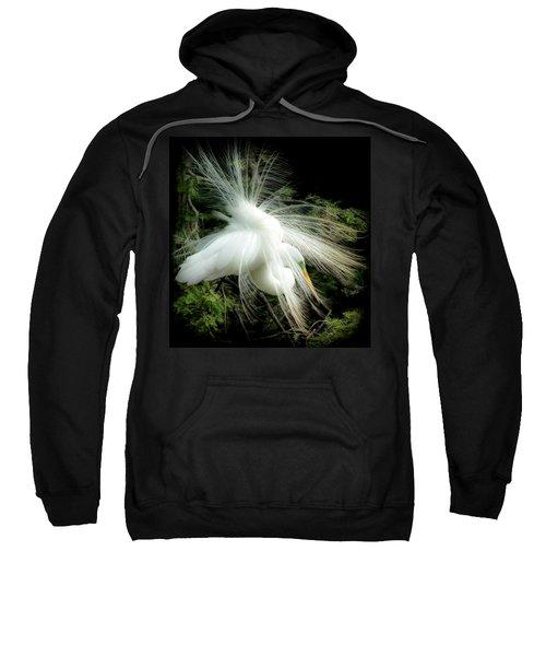 Elegance Of Creation Sweatshirt by Karen Wiles