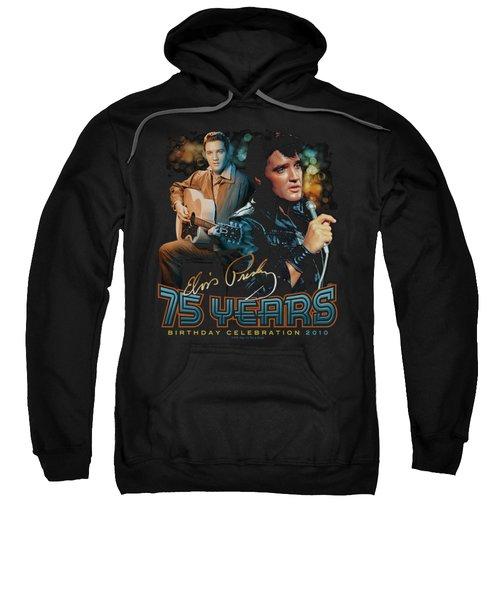 Elvis - 75 Years Sweatshirt by Brand A