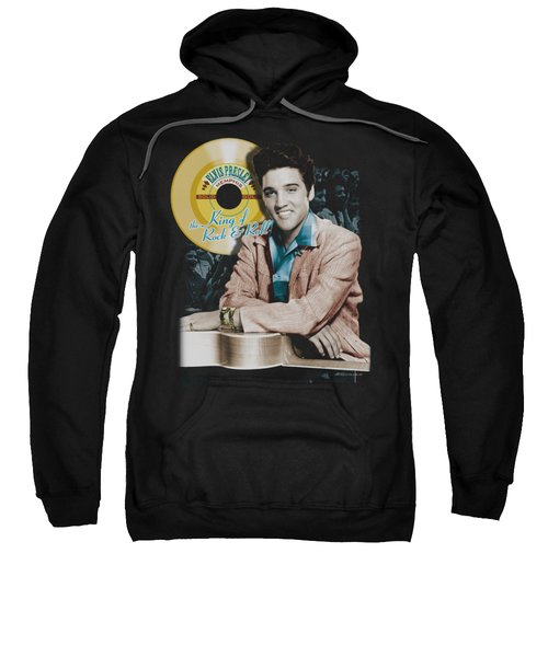 Elvis - Gold Record Sweatshirt by Brand A
