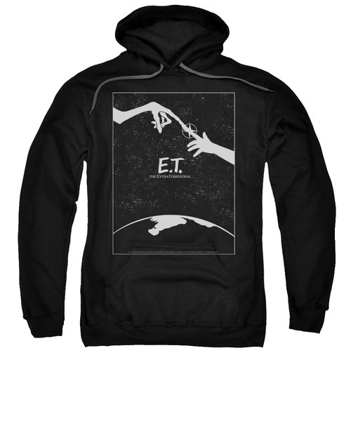 Et - Simple Poster Sweatshirt by Brand A