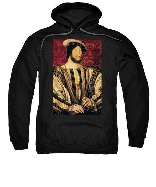 Francois I Sweatshirt by Jean Clouet