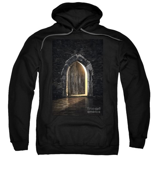 Gothic Light Sweatshirt by Carlos Caetano