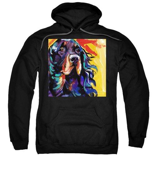 I Love Gordon Sweatshirt by Lea S