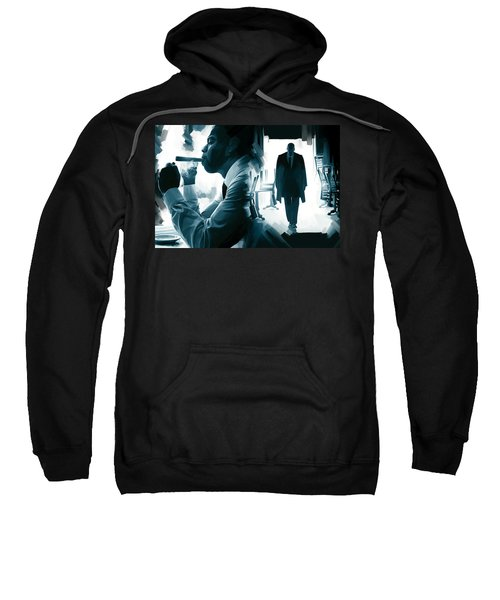 Jay-z Artwork 3 Sweatshirt by Sheraz A