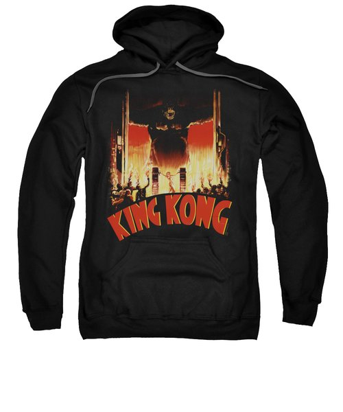 King Kong - At The Gates Sweatshirt by Brand A
