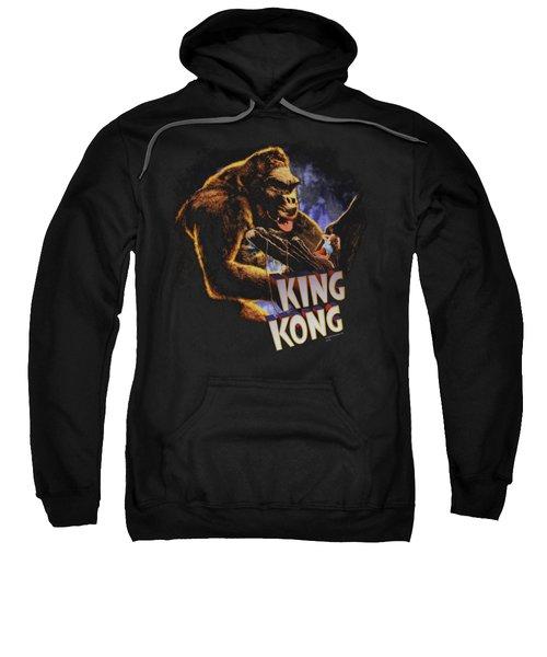 King Kong - Kong And Ann Sweatshirt by Brand A